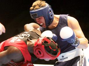 Олимпийский проспект. Бокс, до 75 кг