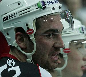 Алексей Калюжный: «Все нормальные игроки работают на команду»