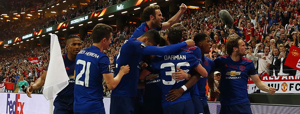 «Манчестер Юнайтед» берет Лигу Европы