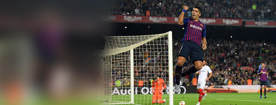 В октябре «Севилья» и «Барселона» выдали лучшее шоу сезона. Сегодня они играют снова