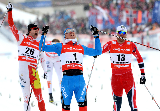 «Россия, эта победа для тебя!» Как Крюков выиграл золото чемпионата мира