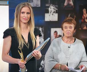 Елена Дементьева: «Хоккей для меня – это высший пилотаж»