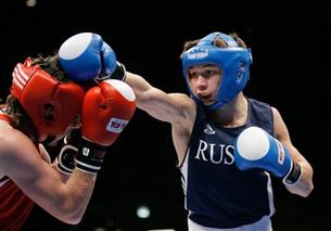 Олимпийский проспект. Бокс, до 51 кг