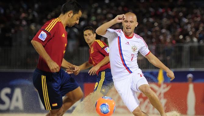 Пляжный футбол. Кубок мира. Россия разгромила Испанию и выиграла золото. Как это было