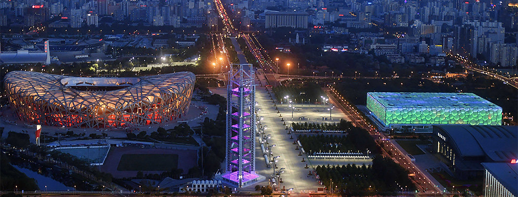 Видели заброшенные арены Пекина-2008? На самом деле там круто