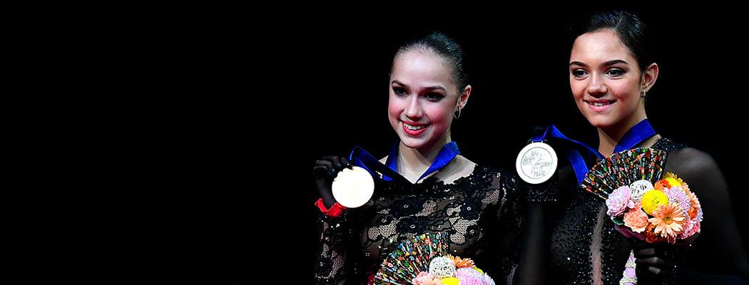 Загитова – полный восторг, а медаль Медведевой – самая неожиданная на ЧМ