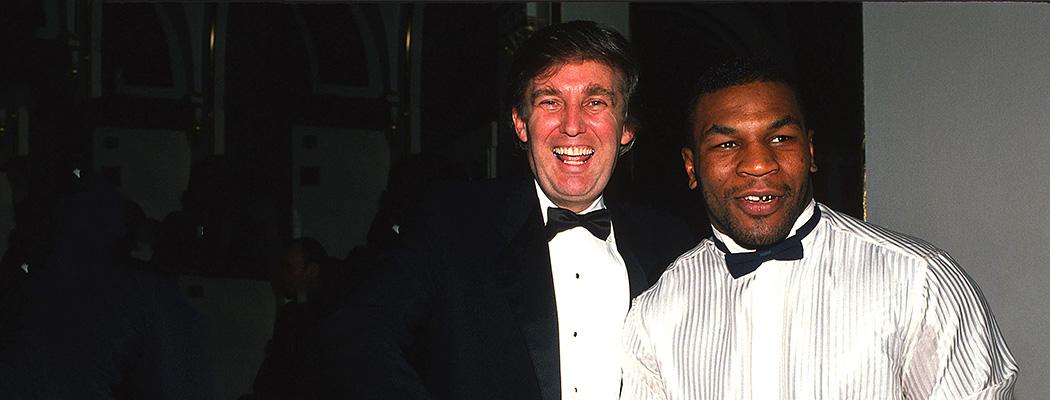 «Он говорит как настоящий мужик: «Да, я схватил ее за киску. И?». Звезды бокса и ММА топят за Трампа