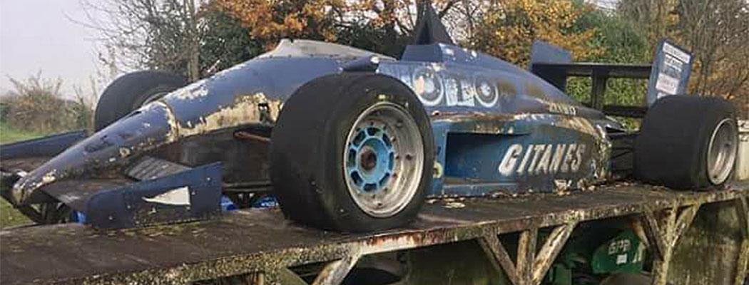 Кладбище поддельных болидов «Формулы-1»