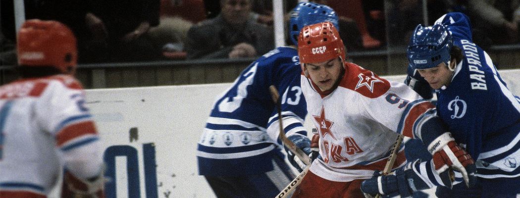 Тарасов никогда не тренировал «Красную машину». Мифы советского хоккея