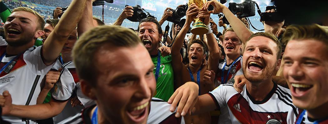 Главная сборная мира – Германия. Это точно