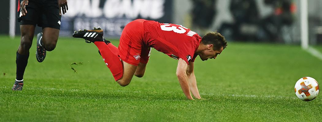 «Спартак» в Лиге Европы – всегда боль