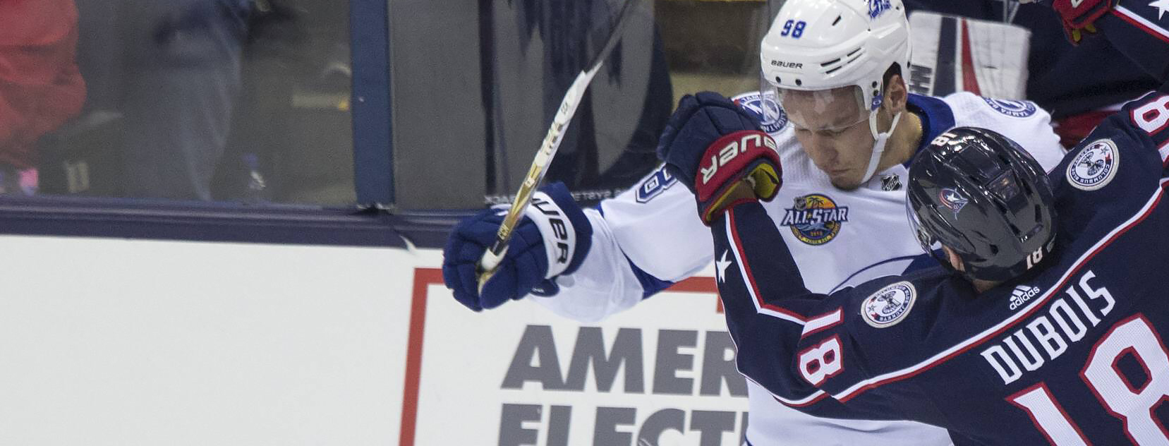 Первая шайба Сергачева в НХЛ. И сразу вторая