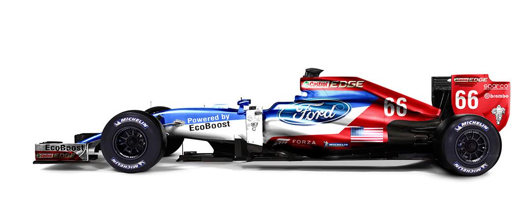 В «Формуле-1» появился новый дизайнер. Раньше он рисовал для фанатов в интернете