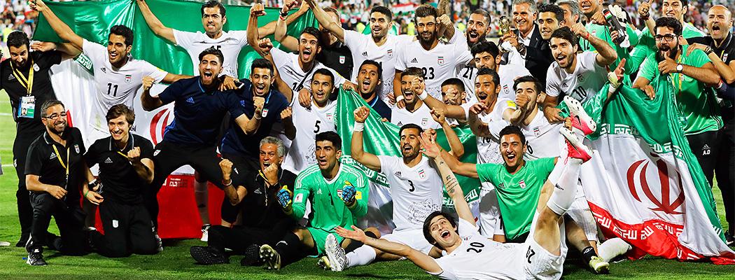Иран едет на ЧМ-2018. Его лидер – Азмун