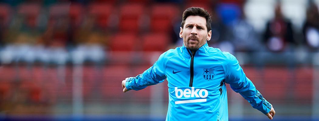 Месси дал редкое интервью и рассказал, что сын болеет за «Ливерпуль», а Аргентина не фаворит Копы