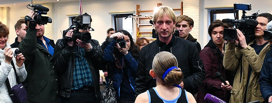 60 тысяч рублей за уроки у Плющенко. Это нормально?