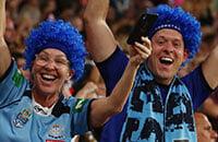 Рекорд посещаемости в эпоху пандемии: 50 тысяч зрителей на регбилиг в Австралии – и никаких ограничений