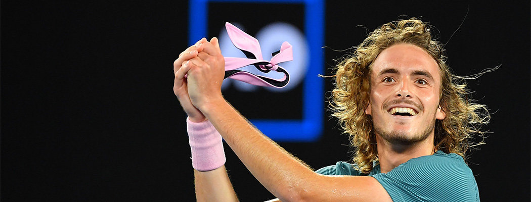 Циципас красиво обыграл Федерера и показал, почему он – будущее тенниса