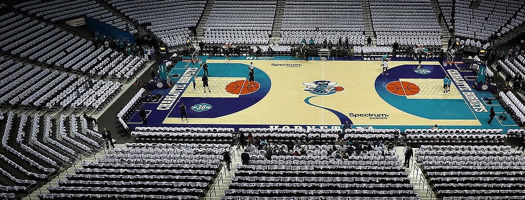 НБА возвращает самый яркий паркет в истории
