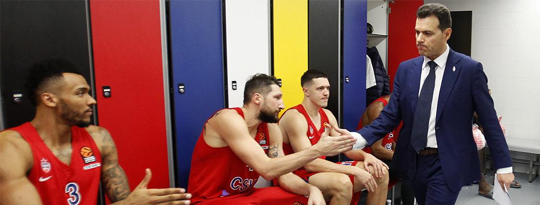 400 пельменей, победы над «Реалом» и Чехией, дебют Боломбоя. Семен Антонов – о главном в баскетболе