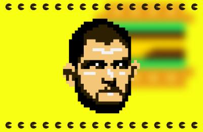 Легендарная игра 90-х про главный бой года. Сыграйте в новую версию пакмана за Хабиба или Гэтжи
