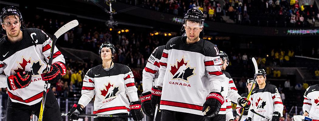 Канада с Макдэвидом проиграла Швейцарии. И это не чудо