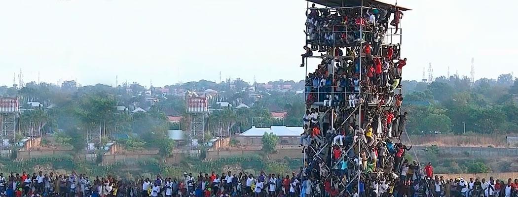 Футбол в Африке – это безумие