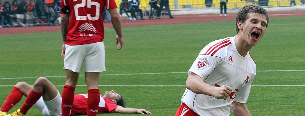 25 лучших украинцев в истории российского футбола