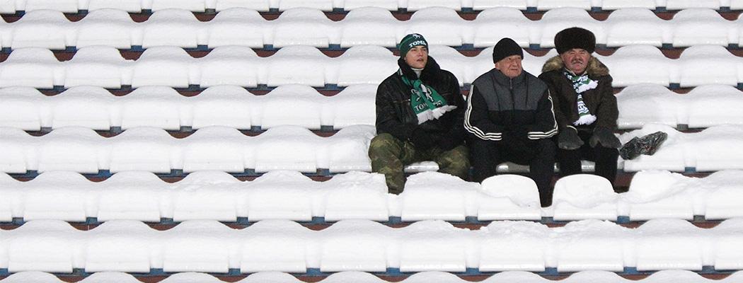 Главная боль и серость российского футбола