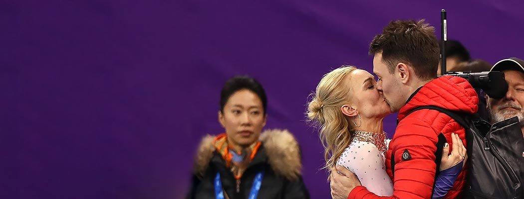 «Никогда не ревновал Савченко к Массо. И это странно». Муж олимпийской чемпионки – о своих чувствах