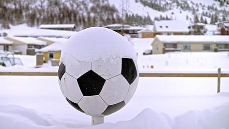 Мощная презентация формы сборной Исландии. Под тот самый клич
