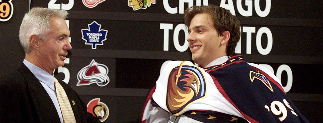 «Я же никого не убил, это только игра». Худший первый номер драфта НХЛ