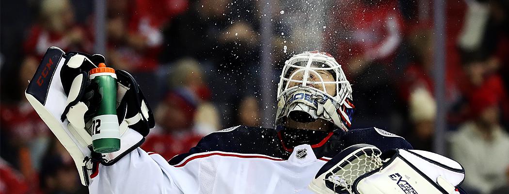 Русские вратари – лучшие в НХЛ