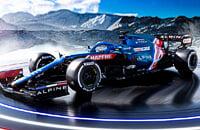 Команда Алонсо и Квята в «Ф-1» вернула в Гран-при культовый гоночный цвет Франции. Лазурный болид обречен на узнаваемость