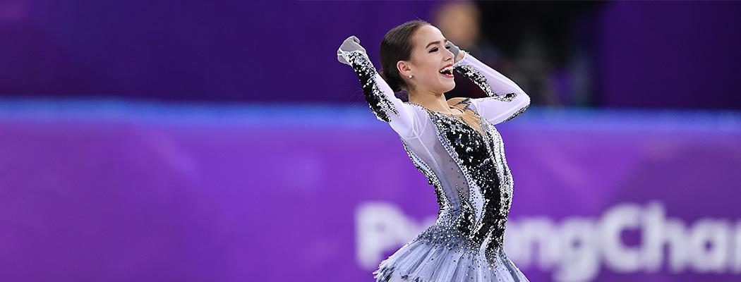 Медведева обновила мировой рекорд. Но все равно вторая
