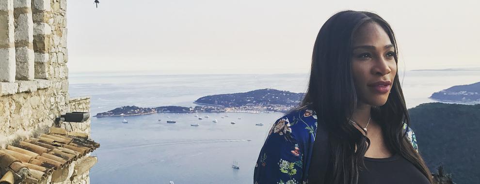 Серена Уильямс планирует девичник в Вегасе