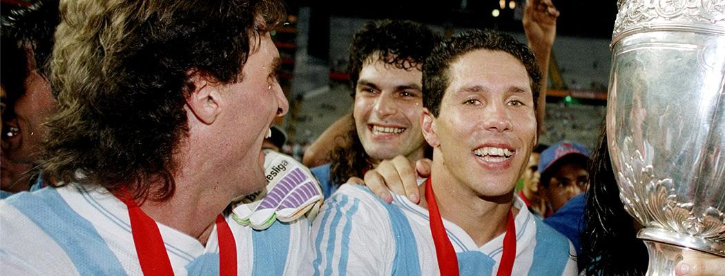 «Марадона сделал меня сильнее как футболиста». Симеоне, каким вы его не знали