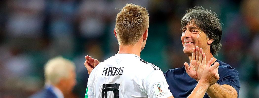 Немцы – команда без нервов. Они уверены, что снова выиграют ЧМ