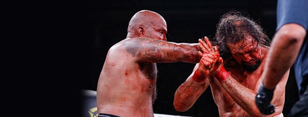 В США провели турнир по кулачным боям. 129 лет они были вне закона