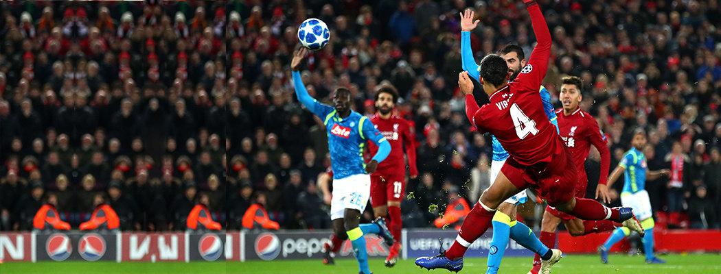 «Ливерпуль» уничтожил «Наполи» тактически. Похоже, Анчелотти вообще не готовился к матчу