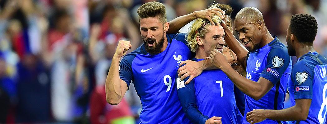 Франция может привезти на ЧМ четыре состава. И все хорошие