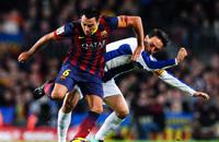 «Барселона», «Бавария» и еще 8 команд, чаще других владеющих мячом