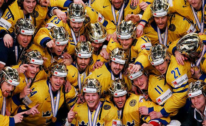 И снова Сединов ночь. Как шведская команда вернула себе титул чемпионов мира
