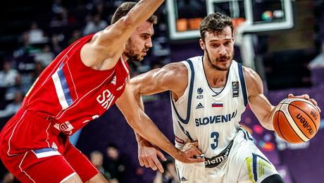 Словения победила Сербию и выиграла Евробаскет