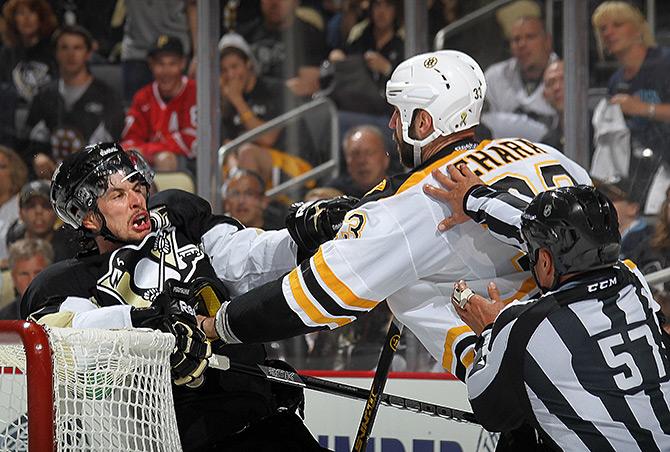 Все, что нужно знать о вторых матчах полуфиналов плей-офф НХЛ