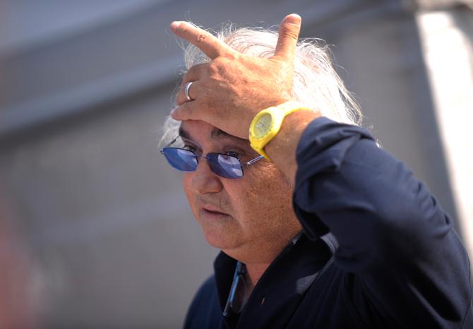 Флавио Бриаторе: «Я не крал Шумахера у Джордана»