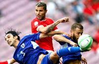 Бехрами, Шакири и еще 8 звезд сборной Швейцарии