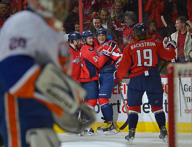 Овечкин, Лундквист и еще 8 героев недели НХЛ