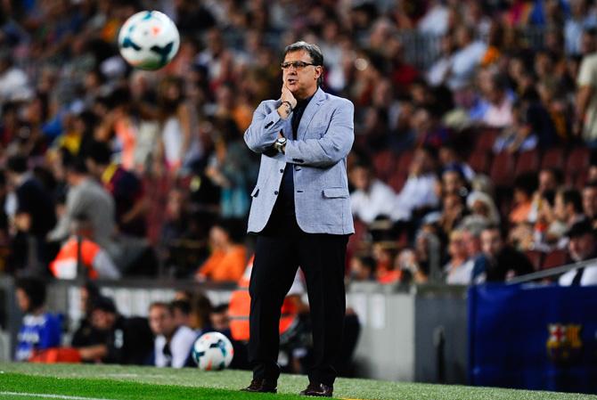 Имидж – ничто. Как Тата Мартино меняет «Барселону»