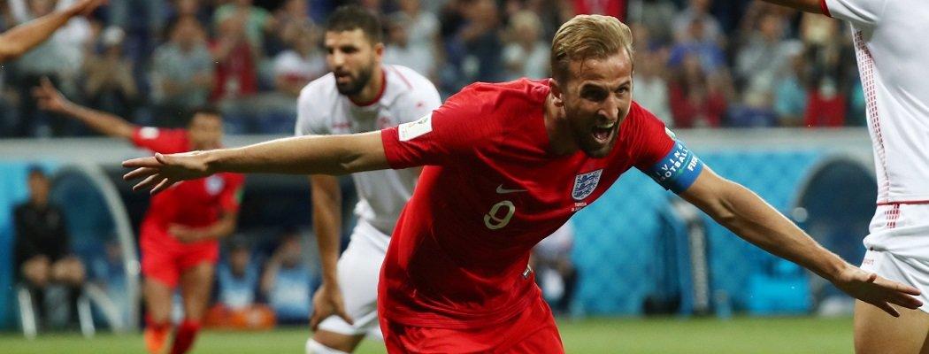 Англия вырвала победу у Туниса в компенсированное время